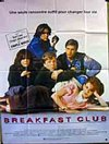 Movie Poster: Breakfast Club