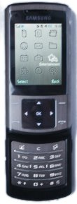Photo: Samsung SGH-U900 Soul